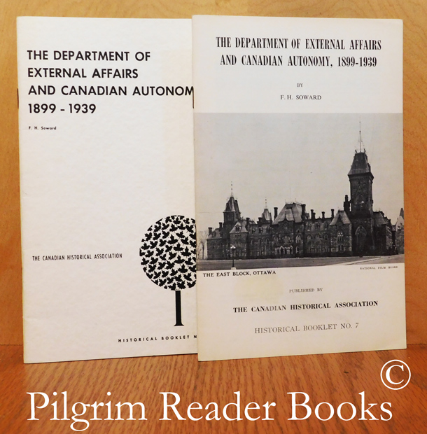 Image for The Department of External Affairs and Canadian Autonomy, 1899-1939. (CHA Booklet No. 7). 2 copies.