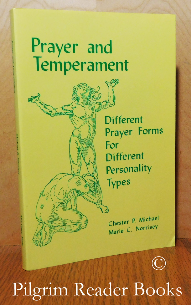 Image for Prayer and Temperament: Different Prayer Forms for Different Personality Types.