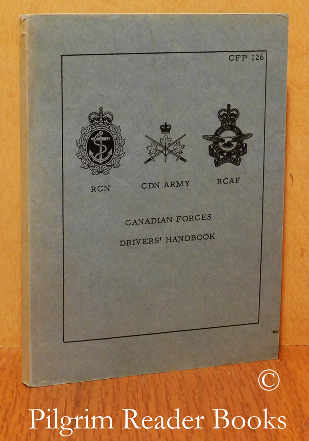 Image for Canadian Forces Drivers' Handbook. (Canadian Forces Pamphlet 126).