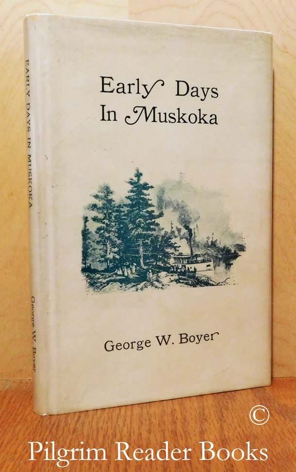 Image for Early Days in Muskoka.