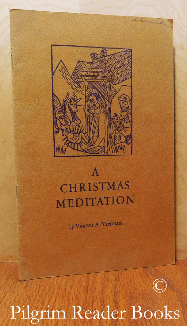 Image for A Christmas Meditation.