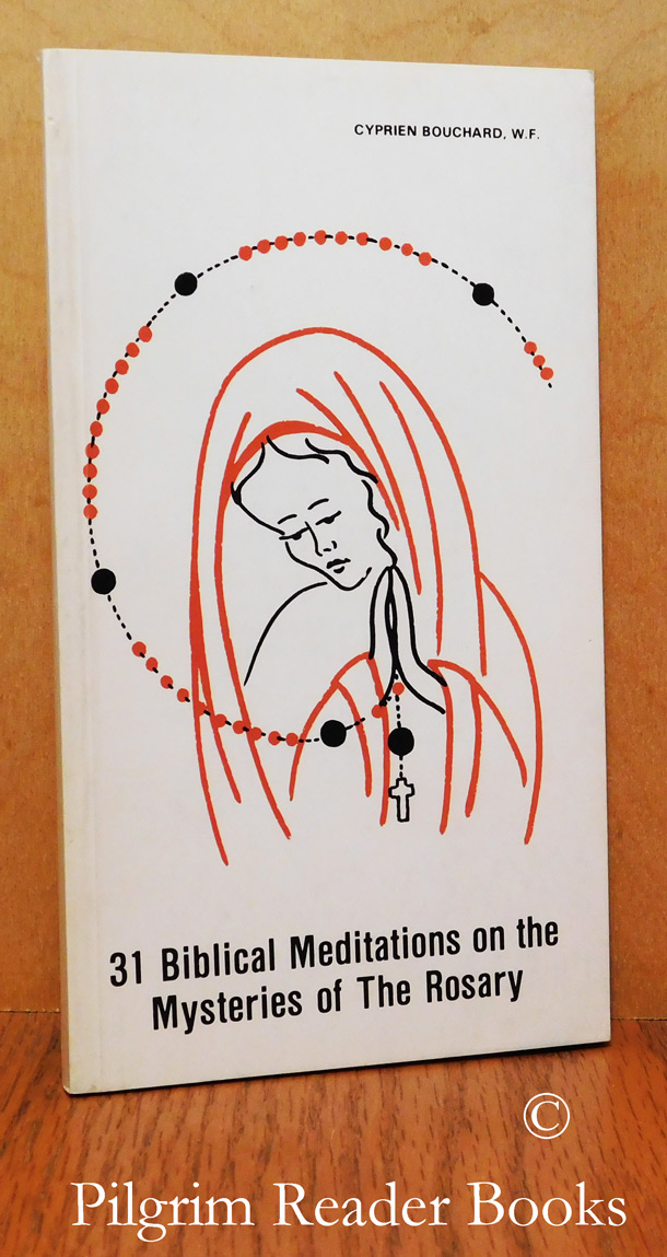 Image for 31 Biblical Meditations on the Mysteries of the Rosary.