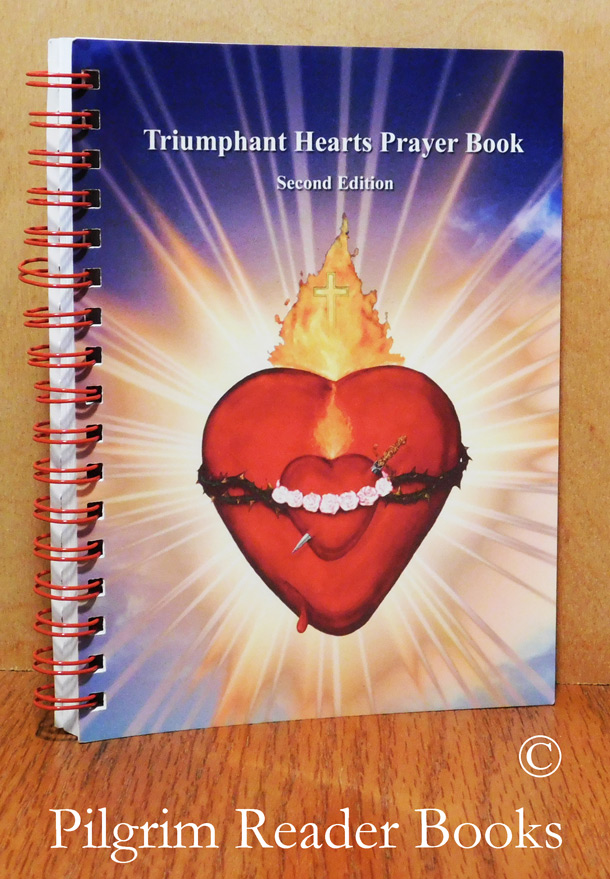 Image for Triumphant Hearts Prayer Book: Prayers from Heaven for the Missionary Servants of Holy Love.