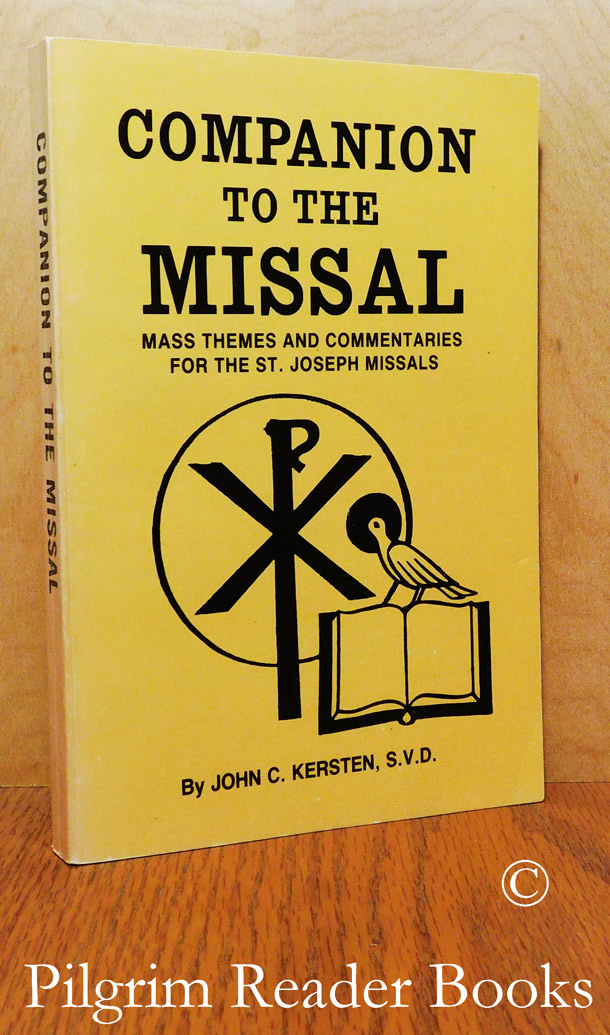 Image for Companion to the Missal: Mass Themes and Commentaries for the St. Joseph Missals.