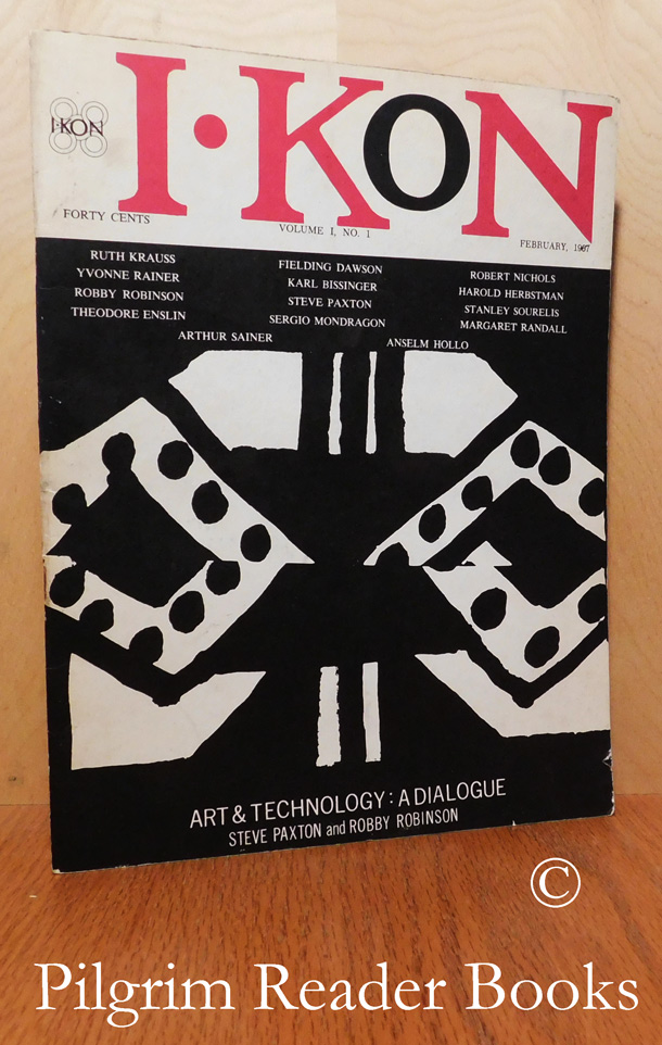 Image for Ikon. Volume I, Number I. February, 1967. (Art & Technology: A Dialogue).