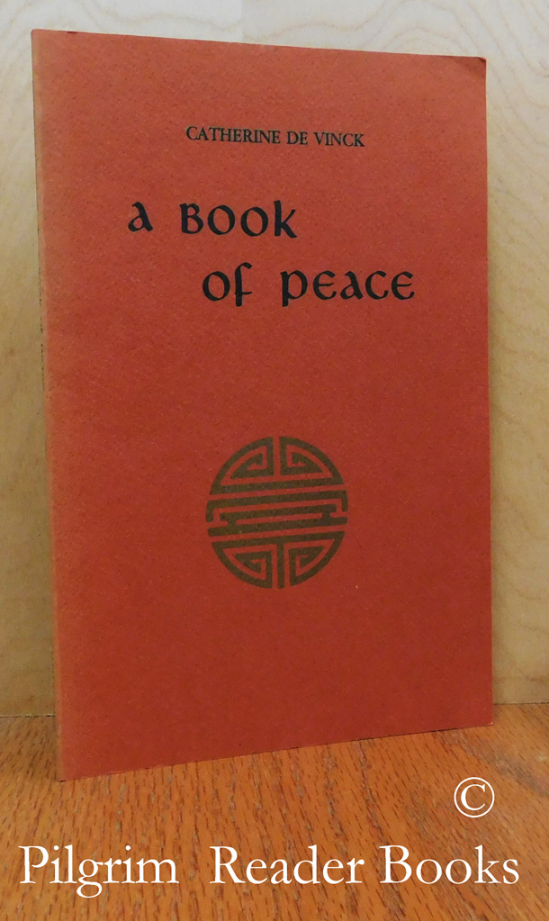 Image for A Book of Peace.