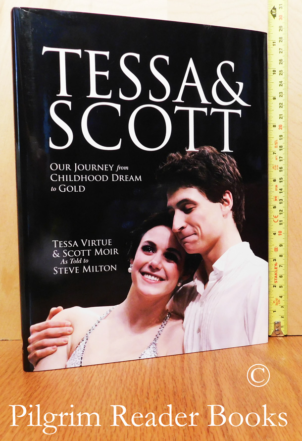 Image for Tessa & Scott, Our Journey from Childhood Dream to Gold.