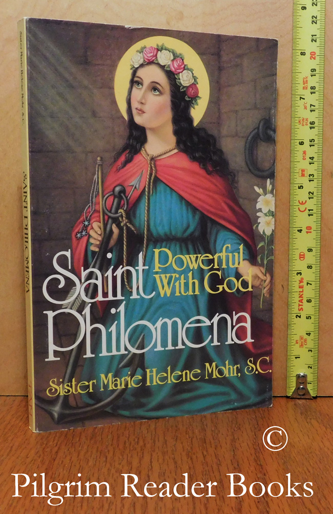Image for Saint Philomena: Powerful with God.