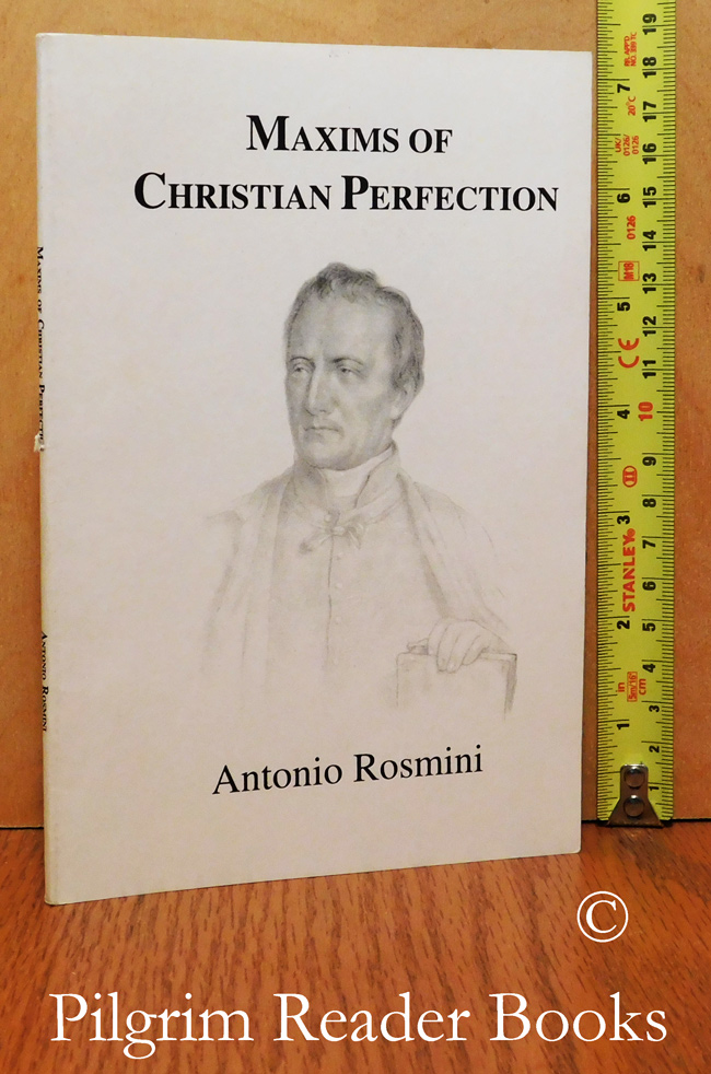Image for Maxims of Christian Perfection.