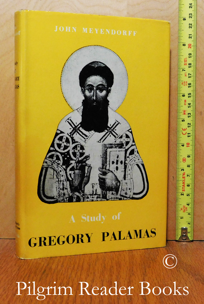 Image for A Study of Gregory Palamas.