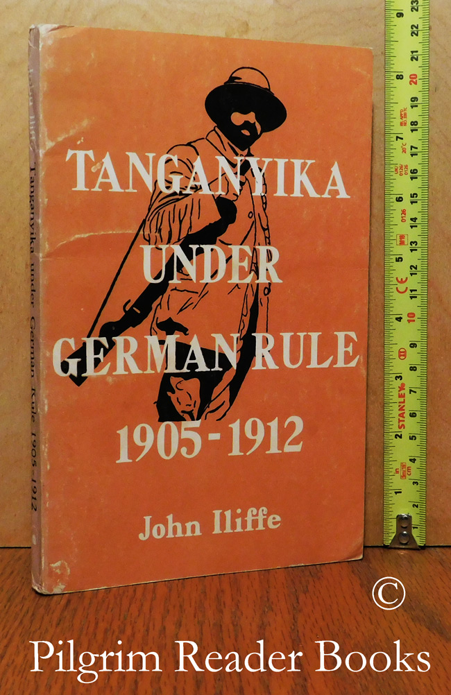 Image for Tanganyika Under German Rule 1905-1912.