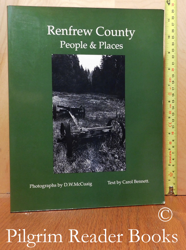 Image for Renfrew County, People & Places.