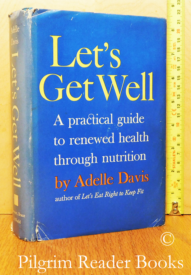 Image for Let's Get Well.