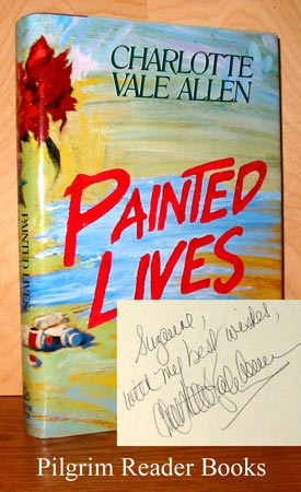Image for Painted Lives.