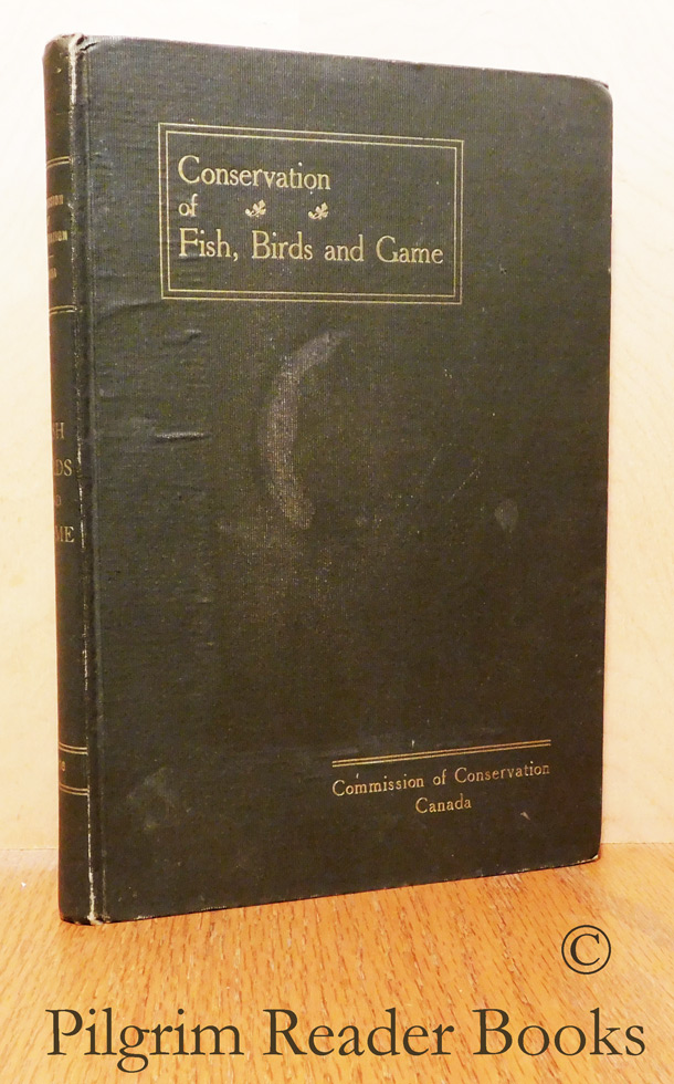 Image for Conservation of Fish, Birds and Game, Proceedings At a Meeting of the Committee, November 1 and 2, 1915.