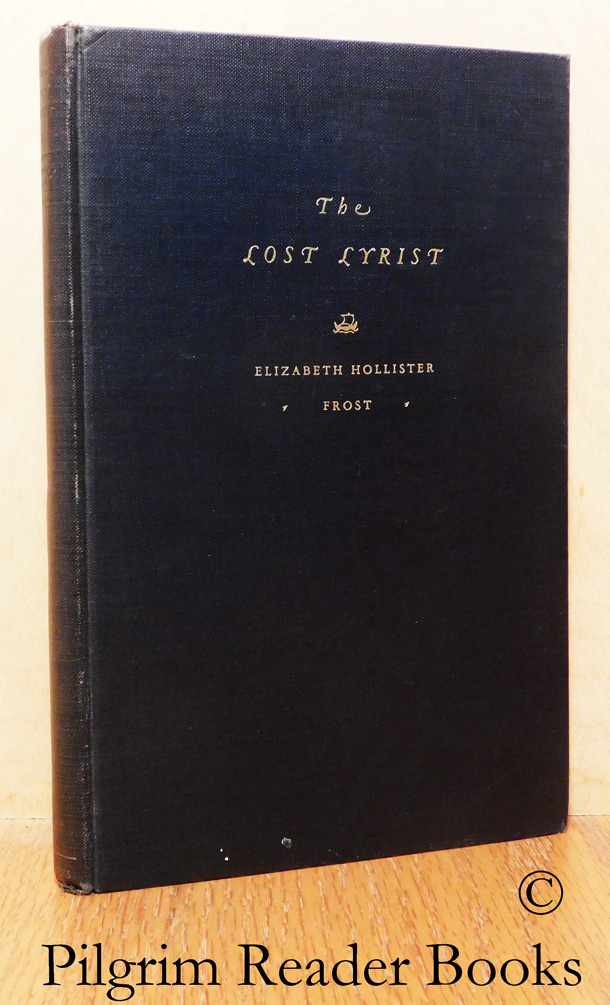 Image for The Lost Lyrist.