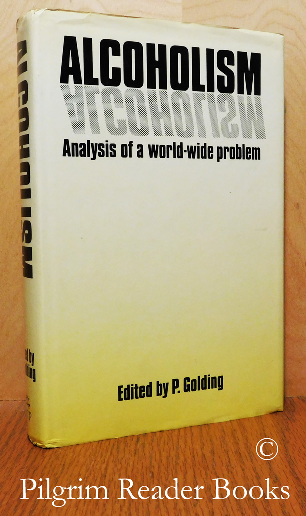 Image for Alcoholism: Analysis of a World-Wide Problem.