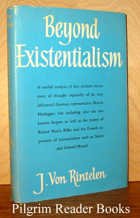 Image for Beyond Existentialism.