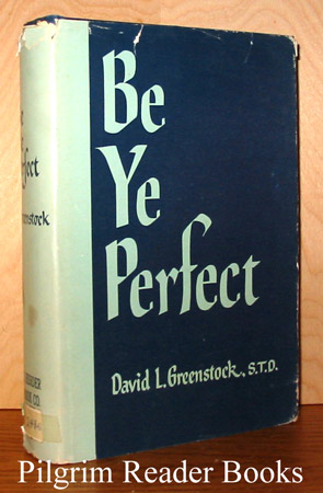 Image for Be Ye Perfect.