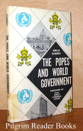 Image for The Popes and World Government.