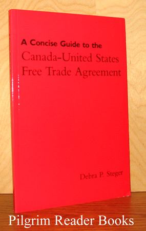 Image for A Concise Guide to the Canada-United States Free Trade Agreement.