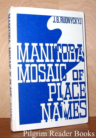 Image for Manitoba Mosaic of Place Names.