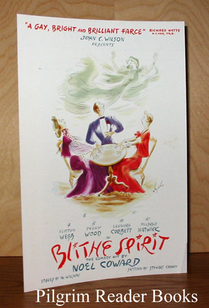 Image for Blithe Spirit (Advertising Flyer).