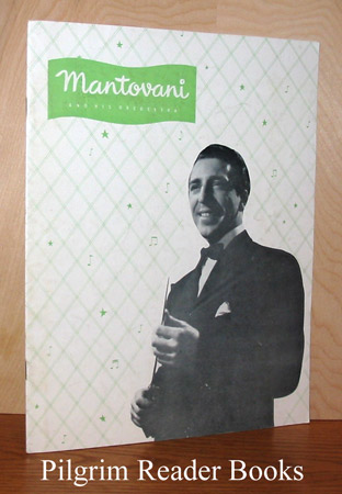 Image for Mantovani and His Orchestra, First Canadian Concert Tour of Maestro Mantovani.
