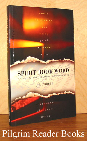 Image for Spirit Book Word: An Inquiry Into Literature and Spirituality.
