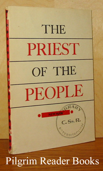 Image for The Priest of the People: A Symposium.