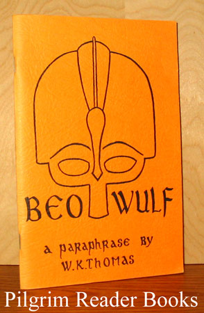 Image for Beowulf. (A Paraphrase).