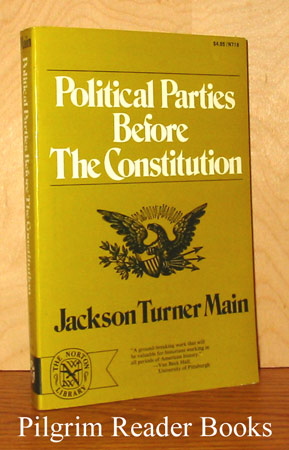 Image for Political Parties before the Constitution.