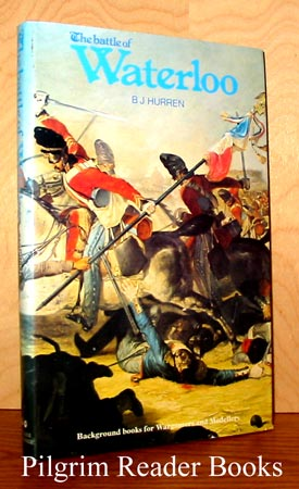 Image for The Battle of Waterloo. (Background Books for Wargamers and Modellers).
