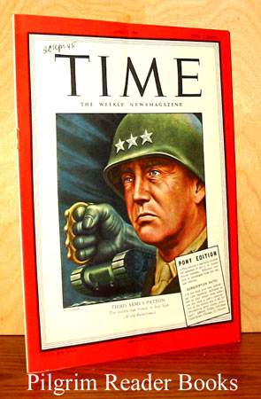 Image for Time, the Weekly Newsmagazine, April 9, 1945, Volume XLV, Number 15. (Pony Edition).