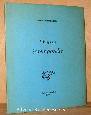 Image for L'Heure Intemporelle.