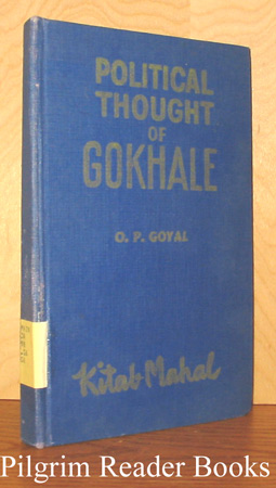 Image for Political Thought of Gokhale.