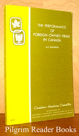 Image for The Performance of Foreign-Owned Firms in Canada.