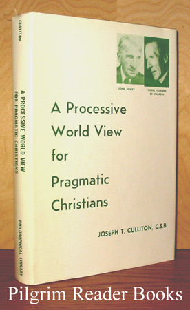 Image for A Processive World View for Pragmatic Christians.