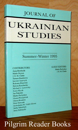 Image for Journal of Ukrainian Studies: Volume 20, Numbers 1-2, Summer - Winter 1995.
