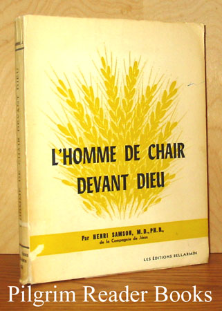 Image for L'homme de chair devant Dieu.