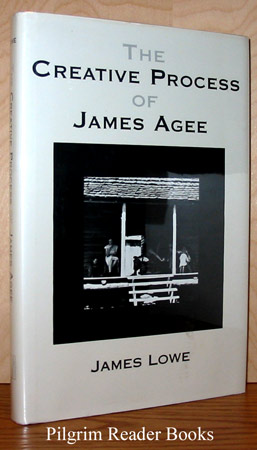Image for The Creative Process of James Agee (Southern Literary Studies).