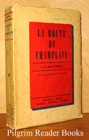 Image for La route de Champlain.