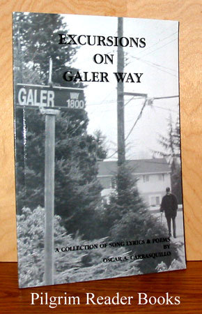 Image for Excursions on Galer Way: A Collection of Song Lyrics and Poems.