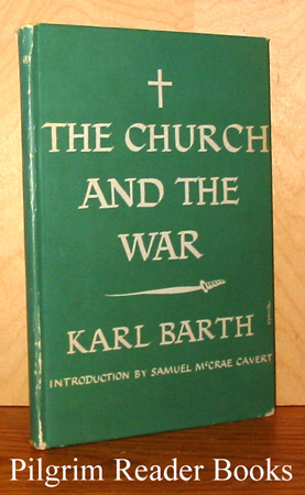 Image for The Church and the War.